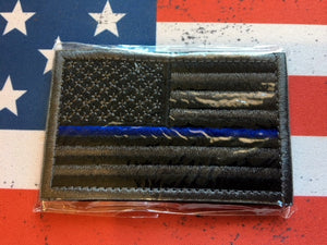 us flag thin blu line