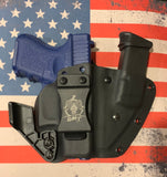 FUSION Custom Kydex Holster for Glock P80