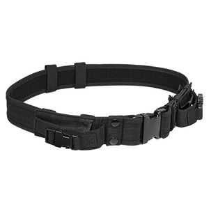 Tactical Belt with 2 pouches