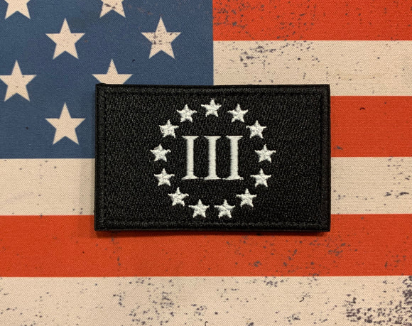 Tactical Patch - III