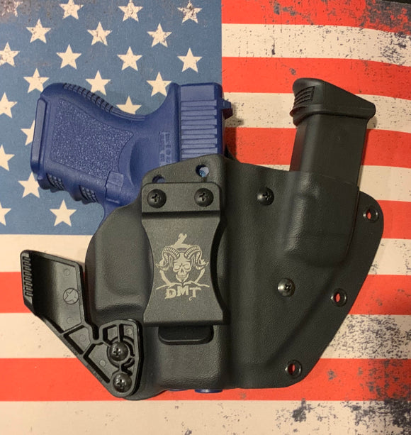FUSION Custom Kydex Holster for Glock