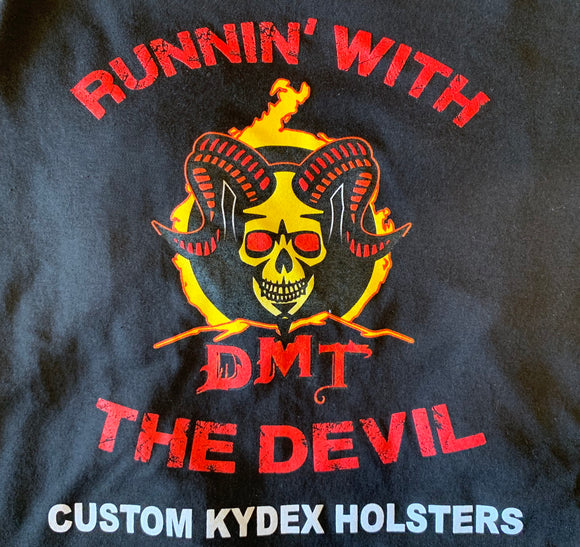 Runnin' With The Devill Logo Tee
