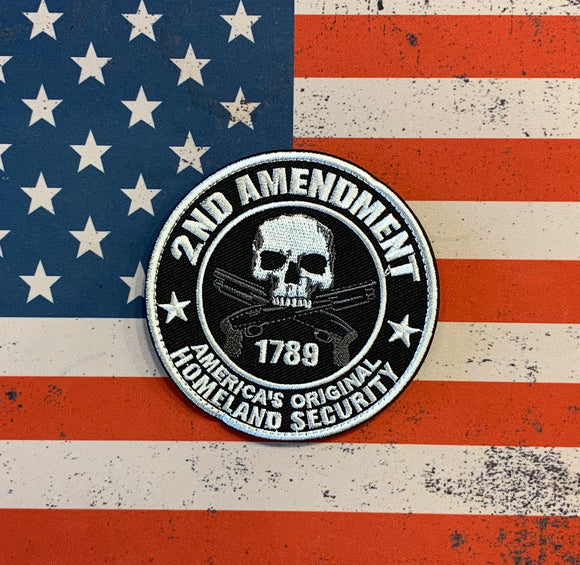 Tactical Patch - 2nd Amendment