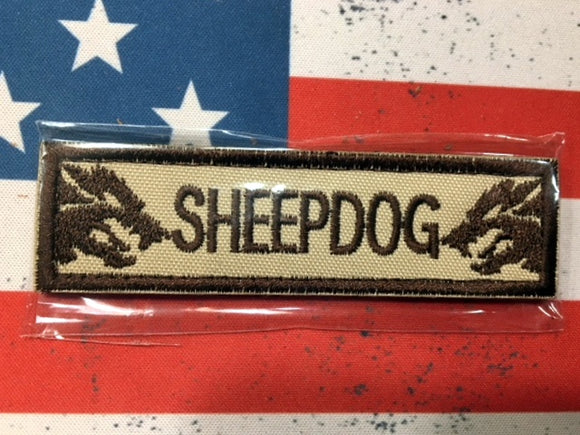 Sheepdog patch