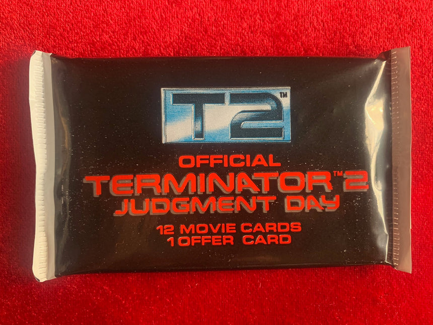 T2 OFFICIAL TERMINATOR 2 JUDGMENT DAY