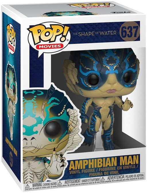 The Shape of Water Amphibian Man Pop! Vinyl Figure