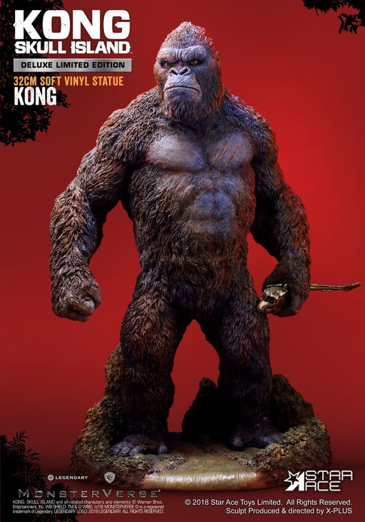 Kong Skull Island LE Deluxe Version Soft Vinyl Statue