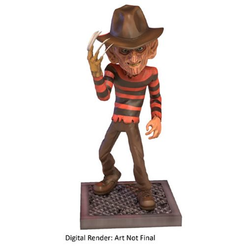 Nightmare on Elm Street: Freddy Krueger Vinyl Terrorz Figure