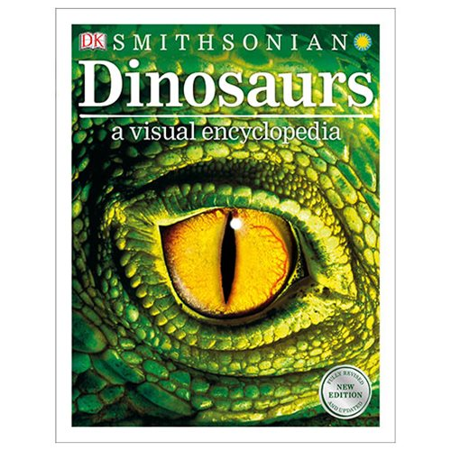 Dinosaurs: A Visual Encyclopedia 2nd Edition Paperback Book