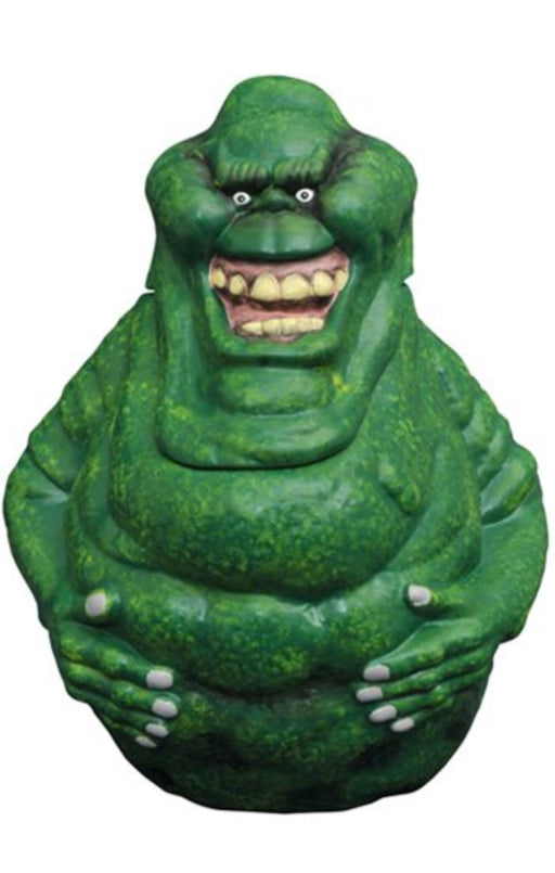 Ghostbusters Slimer Ceramic Cookie Jar