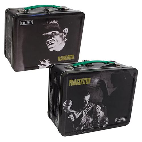 Universal Monsters Frankenstein Tin Tote