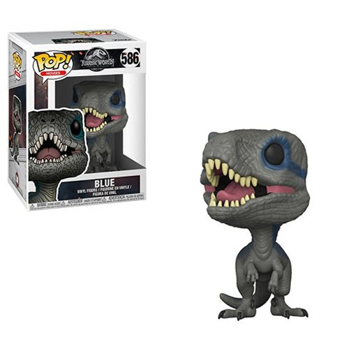 Jurassic World: Fallen Kingdom Blue Pop! Vinyl Figure