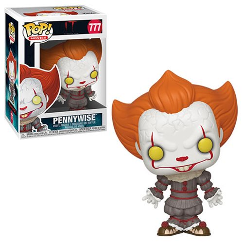 It: Chapter 2 Pennywise with Open Arms Pop! Vinyl Figure:
