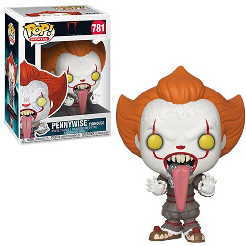 It: Chapter 2 Pennywise Funhouse Pop! Vinyl Figure: