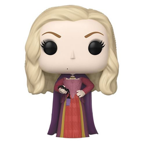 Hocus Pocus Sarah with Spider Pop! Vinyl Figure