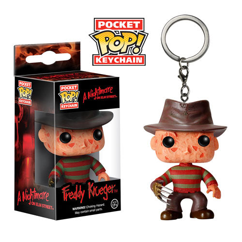 Nightmare on Elm Street Freddy Krueger Pop! Vinyl Figure Key Chain