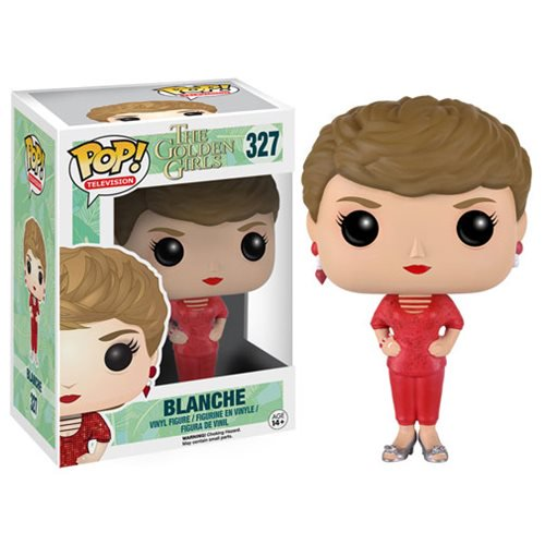Golden Girls Blanche Pop! Vinyl Figure