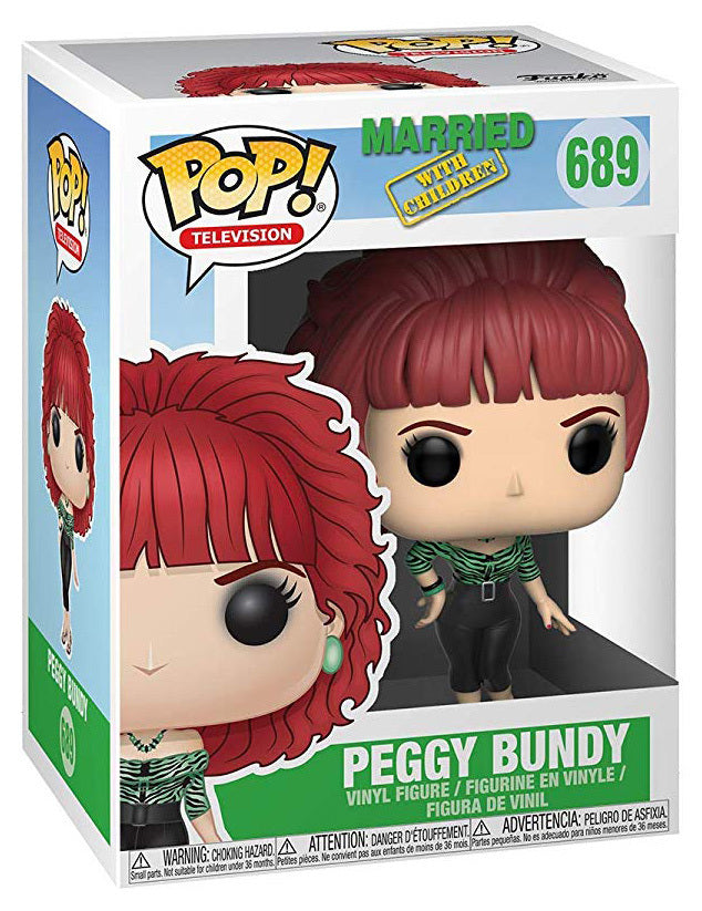 Married with Children Peggy Bundy Pop! Vinyl Figure #689