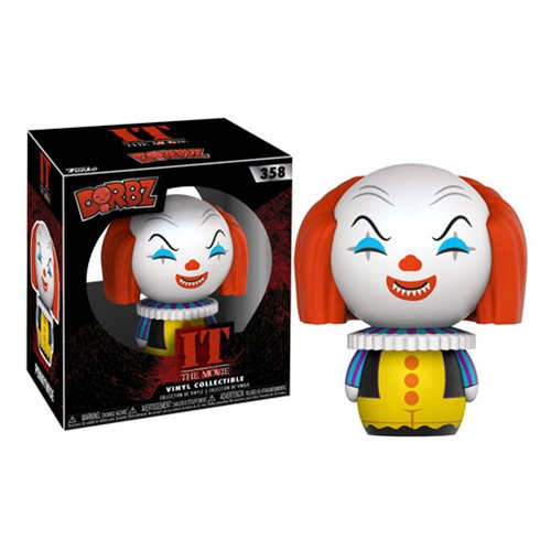 It Pennywise Dorbz Vinyl Figure #358
