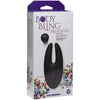 Body Bling - Clit Cuddler Mini-Vibe in Second  Skin Silicone - Purple