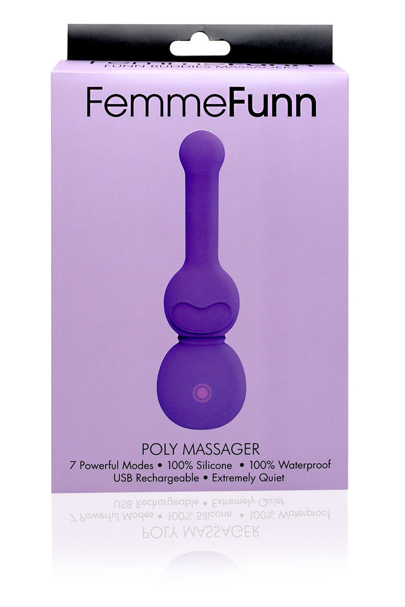 Poly Massager - Purple