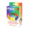 Pride 365 Rainbow Cock-Ring