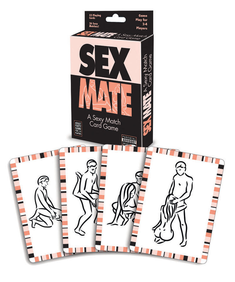 Sex Mate - a Sexy Match Card Game