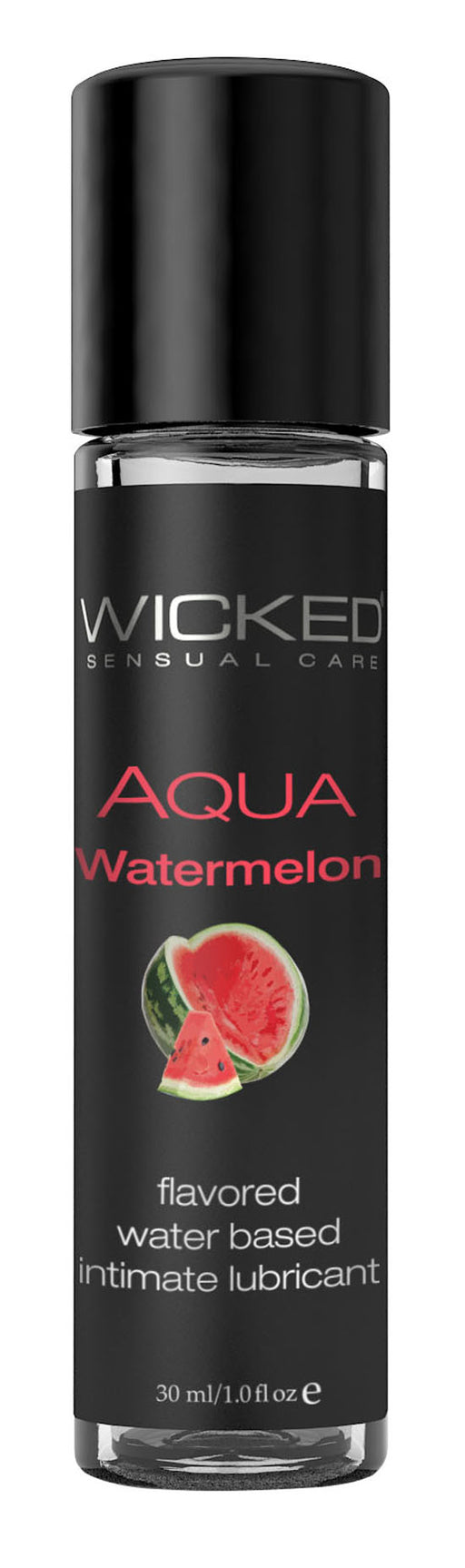 Aqua Watermelon Water-Based Lubricant 1 Oz