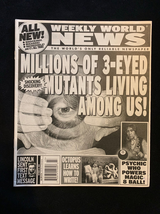 WEEKLY WORLD NEWS - OCTOBER 24 2005