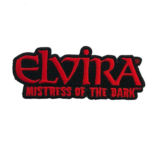 ELVIRA RED LOGO PATCH