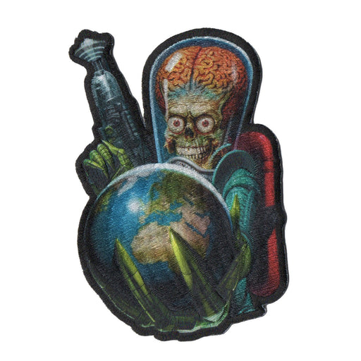 Mars Attacks World Domination Patch