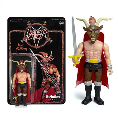 Slayer Minotaur 3 3/4-Inch ReAction Figure