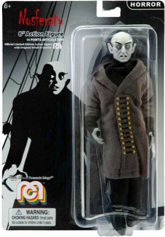 Nosferatu Mego 8-Inch Retro Action Figure