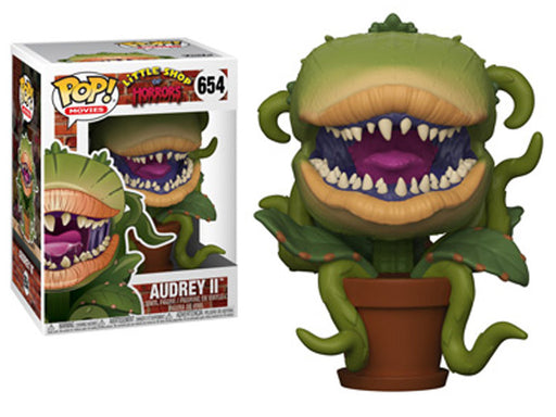 Little Shop of Horrors Audrey II Pop! Vinyl Figure #654
