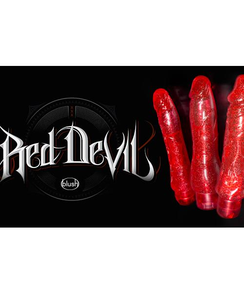 Red Devil Apollyon - Cherry Red