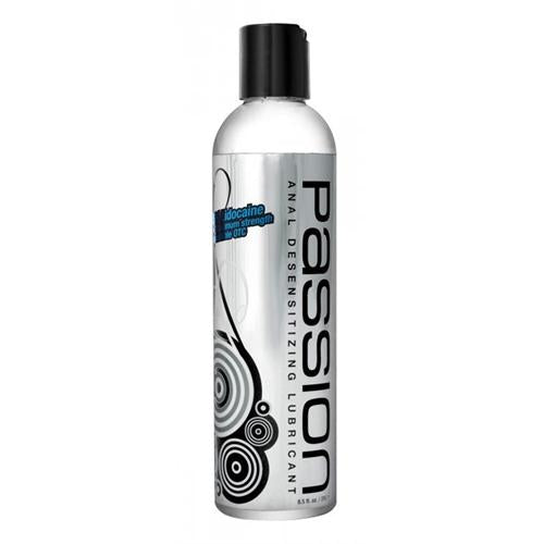 Passion Anal Desensitizing Lubricant 8.25 Oz