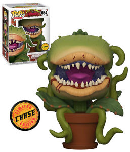 Little Shop of Horrors Audrey II Pop! Vinyl Figure #654...SPECIAL CHASE EDITION