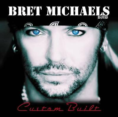 Custom Built CD by Bret Michaels