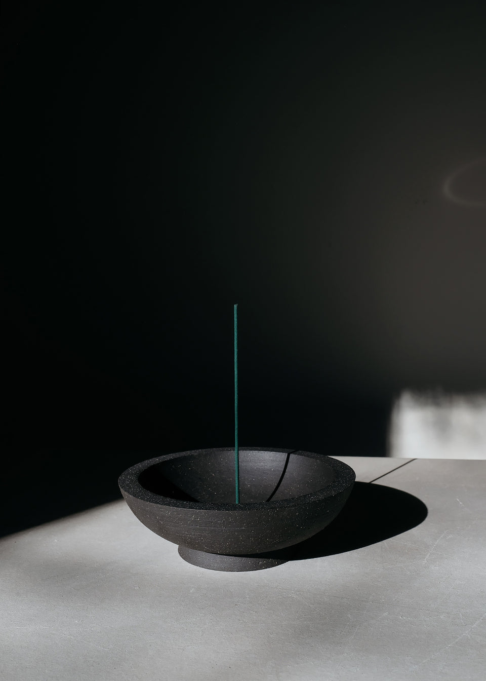 Mica Incense Holder