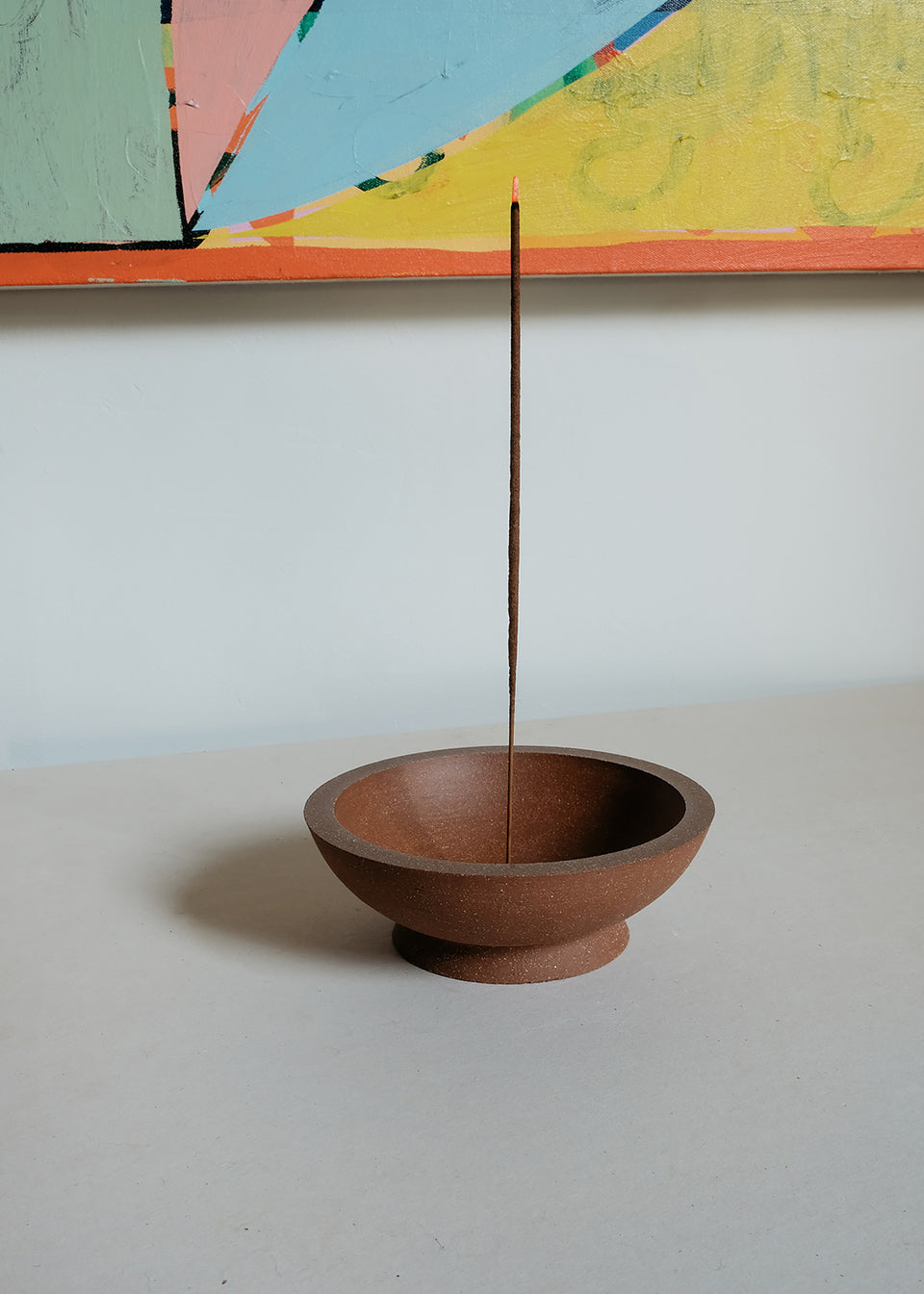 Redsand Incense Holder