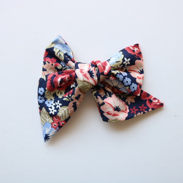 Autumn Bouquet Lola Bow