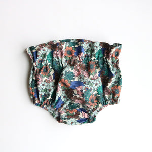 Retro Floral High Waisted Bloomers