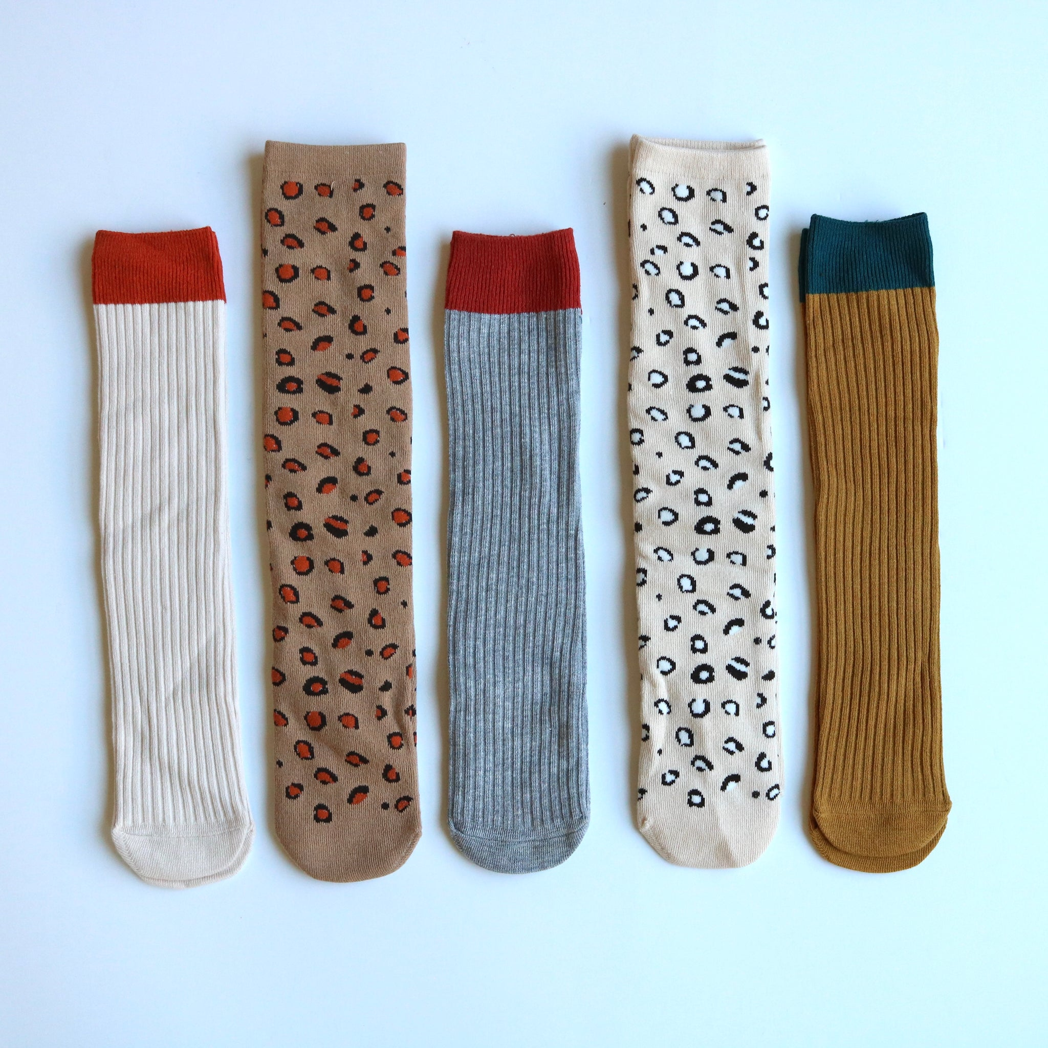 Festive TUBE Sock Collection