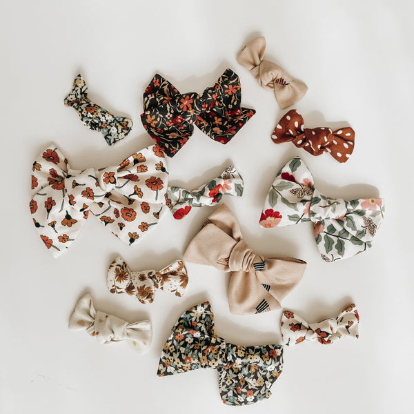 Retro Summer Bows