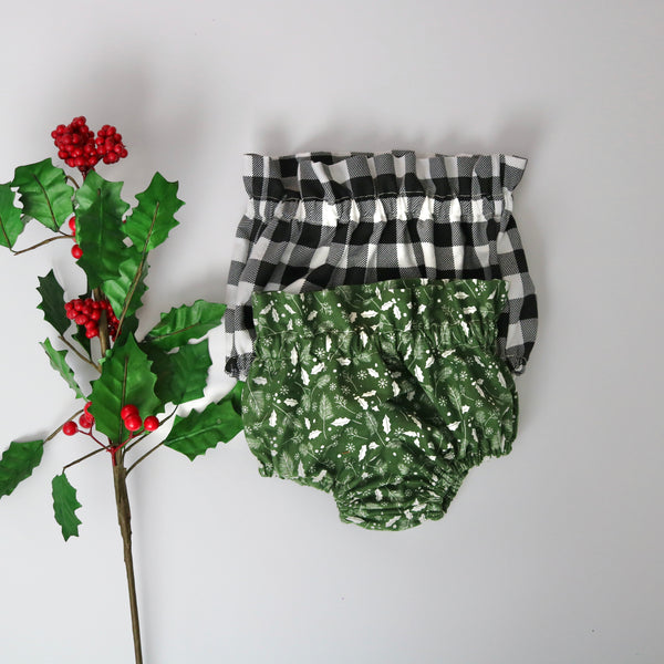 Buffalo Plaid Bloomers