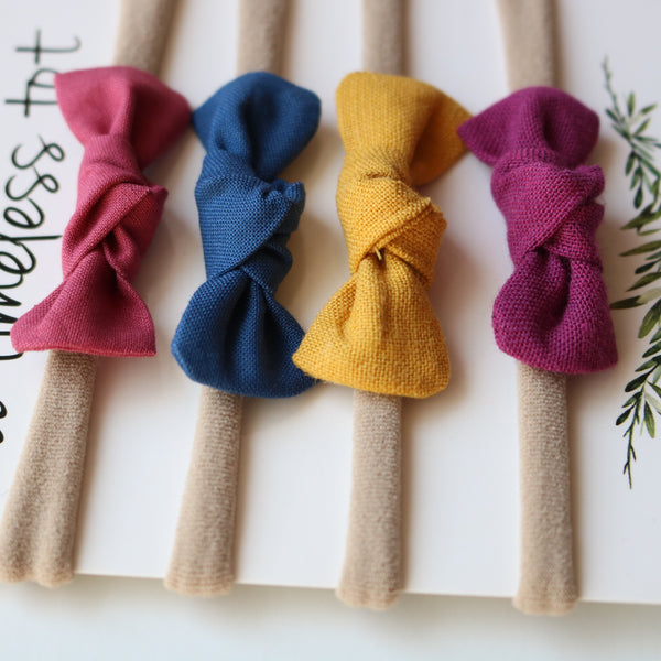 Ella Bows - Autumn Collection 2