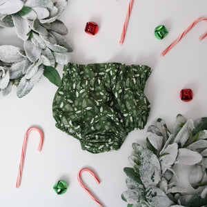 Green Holly Bloomers