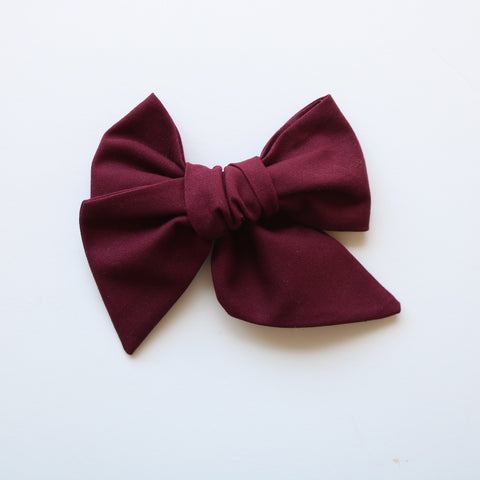 Mulberry Lola Bow