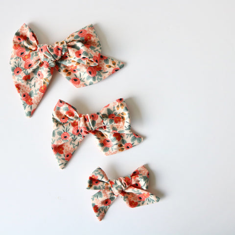 """BUILD YOUR OWN"" LARGE LOLA bow"