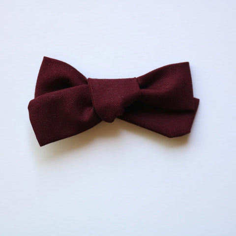 Mulberry School Girl Bow